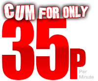 Cheapest Sex Lines from 35p
